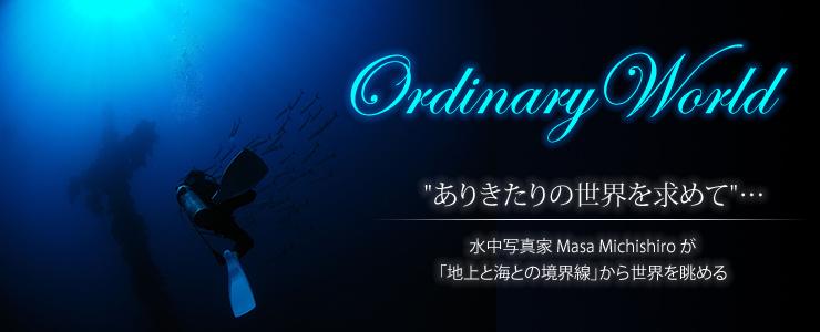 南海の放浪カメラマン道城征央(Masa Michishiro)はミクロネシア、小笠原、沖縄の写真でスローライフ宣言!